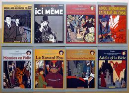 TARDI    : Lot De 8 Cartes Postales - 1985 - Comics