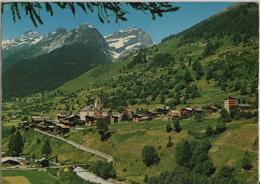 Kippel (Lötschental) Mit Ferdenrothorn - VS Valais