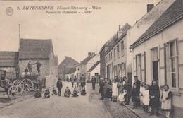 ZUIENKERKE / BLANKENBERGE / NIEUWE STEENWEG  / ANIMATIE - Blankenberge