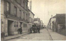 LE MUREAUX .... GRANDE RUE - Les Mureaux