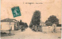 LE MUREAUX .... ROUTE DE FLINS - Les Mureaux