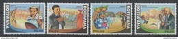 BOTSWANA, 2016, MNH, DEMOCRACY THROUGH DIALOGUE,4v - Stamps