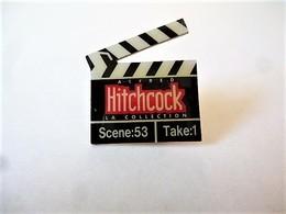 PINS Cinéma CLAP HITCHCOK Scène 53 / Base Dorée / 33NAT - Films