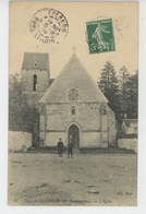 SAINT HILARION - L'Eglise - France
