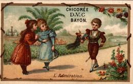 CHICOREE  D.V.C.  L ADMIRATION - Tea & Coffee Manufacturers