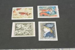 FR156-set  MNH  France -  1968-  SC. 1204-1207  - Art - - Ungebraucht