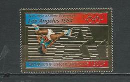 CENTRAFRIQUE  Scott C271A Yvert PA268 ** (1) Cote 15,00 $ 1982 - Centrafricaine (République)