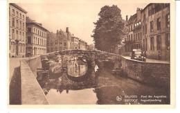 Brugge-Bruges-1937-Augustijnerbrug-Pont Des Augustins-Vieille Voiture-Tacot-Oldtimer - Brugge
