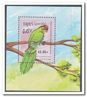 Cambodja 1989, Postfris MNH, Birds - Cambodja
