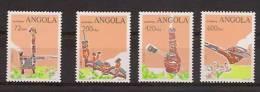 ANGOLA 1993 Pipes - Angola