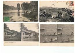 1846-710   6cp  Tonkin    La Vente Sera Retirée Définitivement Le 1-12 - Vietnam