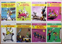 LUCKY LUKE  : Lot De 21 Cartes Postales - 1983 - Bandes Dessinées