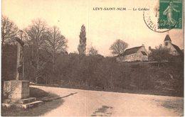 LEVY SAINT NOM ... LE CALVAIRE - France