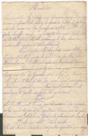 9552 - Remèdes Anciens - Documents Historiques
