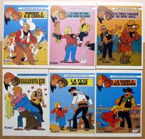 CHICK BILL  : Lot De 6 Cartes Postales - 1983 - Comics