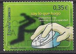 Spanien  (2011)  Mi.Nr.  4591  Gest. / Used  (6ac18) - 1931-Heute: 2. Rep. - ... Juan Carlos I