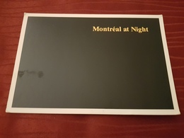 MONTREAL BY NIGHT - Montreal