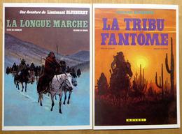 Lieutenant BLUEBERRY  : Lot De 2 Cartes Postales - 1982 - Comics