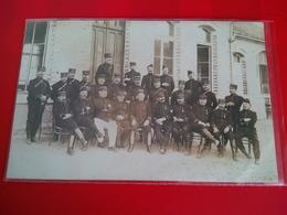 CARTE PHOTO SOLDATS 153 EME REGIMENT - Régiments