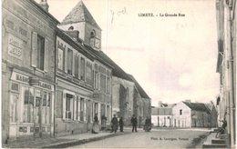 LIMETZ .... LA GRANDE RUE - France
