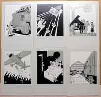 JOOST SWARTE    : Lot De 10 Cartes Postales - 1982 - Comics
