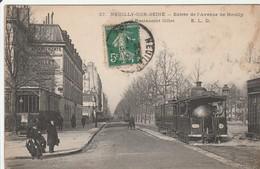 CPA  : NEUILLY Le Restaurant GILLET - Neuilly Sur Seine