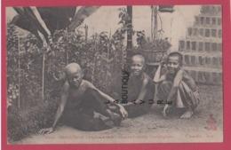 CAMBODGE----PHNOM-PENH----Jeunes Garçons Cambodgiens - Cambodia