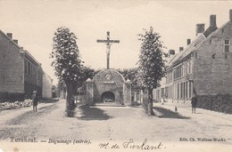 TURNHOUT / BEGIJNHOF  / MONUMENT KRUISBEELD - Turnhout