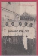 CAMBODGE----PHNOM-PENH---Groupe D'Interpretes Cambodgiens---beau Plan - Cambodia