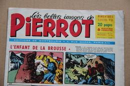 Les Belles Images De Pierrot N°50 Du 15 Avril 1954 - Pierrot