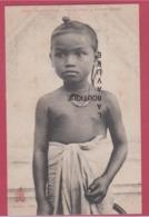 CAMBODGE----PHNOM-PENH---Enfant ( Buste ) Beau Plan - Cambodia
