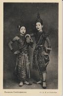1846-710   Cambodge Scénes Danseuses    La Vente Sera Retirée Définitivement Le 1-12 - Cambodia