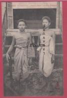 CAMBODGE----PHNOM-PENH----Jeunes Femmes--beau Plan - Kambodscha