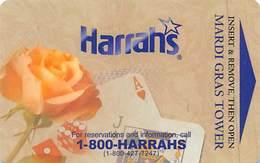 Harrah's Casino Las Vegas, NV - Hotel Room Key Card - Hotel Keycards