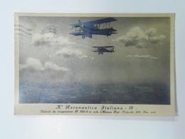 7041 Militare Prima Guerra Aeronautica Italiana Nr 18 Plane A-300-4 - Guerre 1914-18