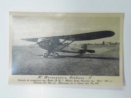 7042 Militare Prima Guerra Aeronautica Italiana Nr 17 Breda B A 7 - Guerre 1914-18