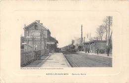 41 CP(SNCF Noyelles /Mer+Châtillon+Chantilly+Ponts De Cé)+Aviat+Fantaisies+Usines+Seins Nus+Humour Bébé+ Milit Etc  N°67 - Cartes Postales