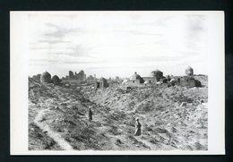 CPrepro - SAMARCANDE, CIMETIÈRE ET MAUSOLÉES CHAKHIZINDA (DE NADAR EN 1890) - Postcards