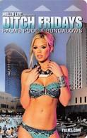 Palms Casino Las Vegas, NV - Hotel Room Key Card - Hotel Keycards