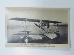 7046 Militare Prima Guerra Aeronautica Italiana Nr 11 Macchi M 7 - War 1914-18