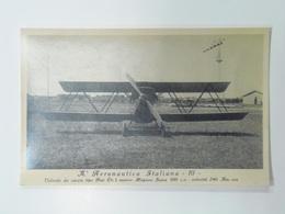 7047 Militare Prima Guerra Aeronautica Italiana Nr 10 Fiat Cr 1 - Guerre 1914-18