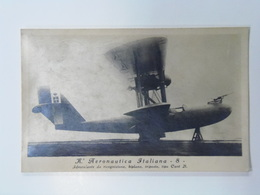 7048 Militare Prima Guerra Aeronautica Italiana Nr 8 Cant 21 - War 1914-18