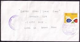 Argentina - Lettre - Mathématiques - Année 2000 - Année Mondiale Des Mathématiques - Symbole Infini - Sciences