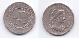 Brazil 200 Reis 1930 - Brésil