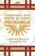 Pechanga Resort & Casino - Hotel Room Key Card - Hotel Keycards