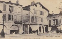 VILLENEUVE SUR LOT - 47 - Les Cornières. - Villeneuve Sur Lot
