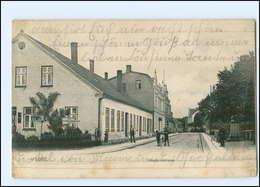 XX003181/ Wedel Anshariusstraße AK 1911 - Allemagne