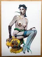 "BILAL  : "" FILLE A LA LANGUE VERTE "" - EROTISME - 1983 - Comics"