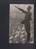 Dt. Reich AK Hitler Verkürzt - Historische Persönlichkeiten