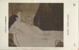 CPA / Musée Du Luxembourg / Billoul / Après Le Bain - Peintures & Tableaux